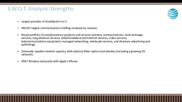 AT&T Strategy Analysis