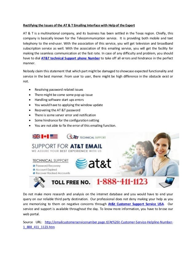 Get help form At&t Tech Support Experts for your Issues