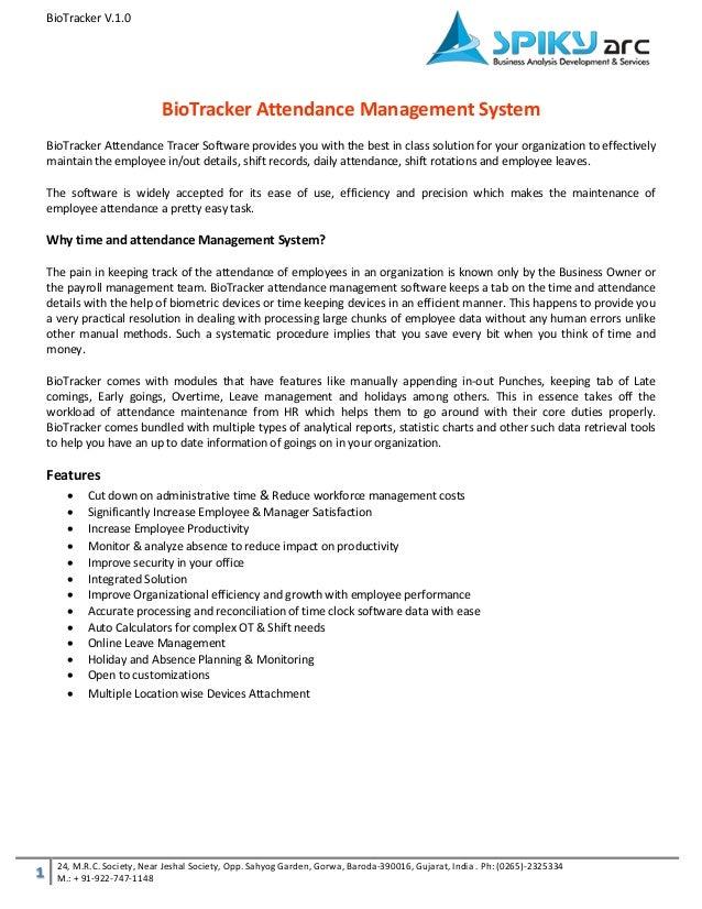 Attendance Management System (Web Based)