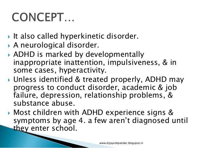 Amphetamines in Hyperkinetic Children