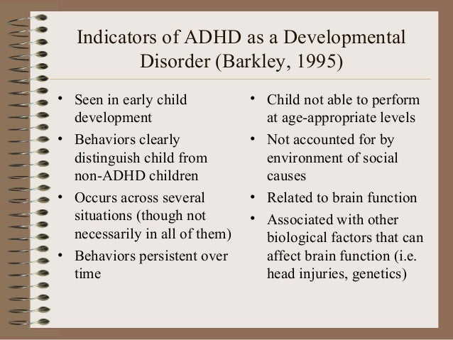 an analysis of social and bio genetic influences of attention deficit hyperactivity disorder Attention deficit hyperactivity disorder (adhd) is a disorder with strong genetic origins, and a number of factors play a role in its etiology although adhd is characterized by the.