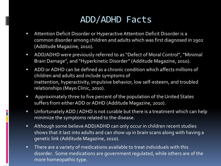 attention deficit hyperactivity disorder adhd symptoms in adults