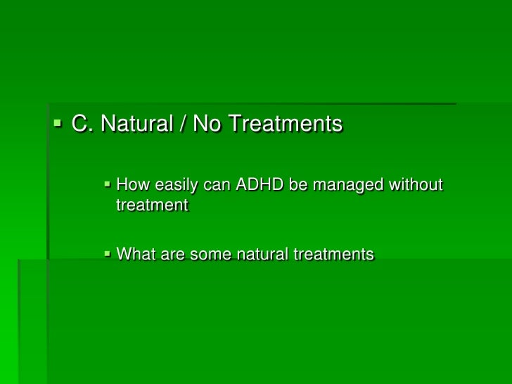 what is attention deficit hyperactivity disorder pdf