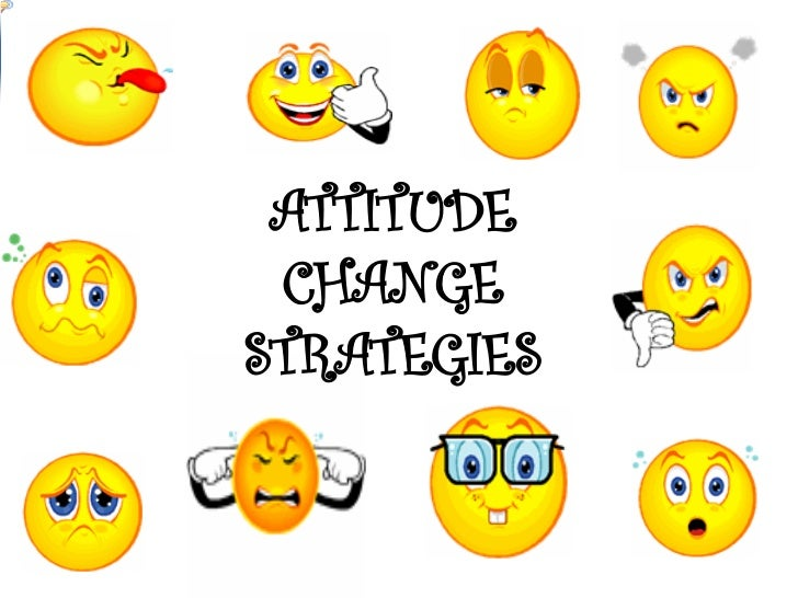 attitude change strategies The affective domain is often neglected because teachers have difficulty designing strategies to develop positive attitudes among students and documenting their development teaching for attitude change research matters - to the science teacher.