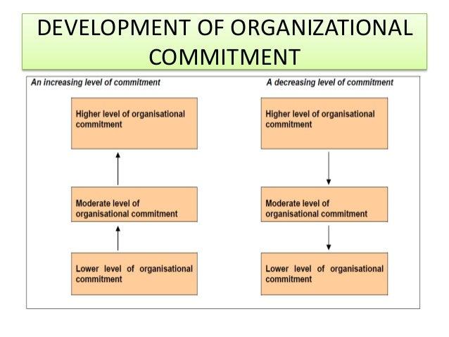 Factors influencing job satisfaction and organizational commitment.