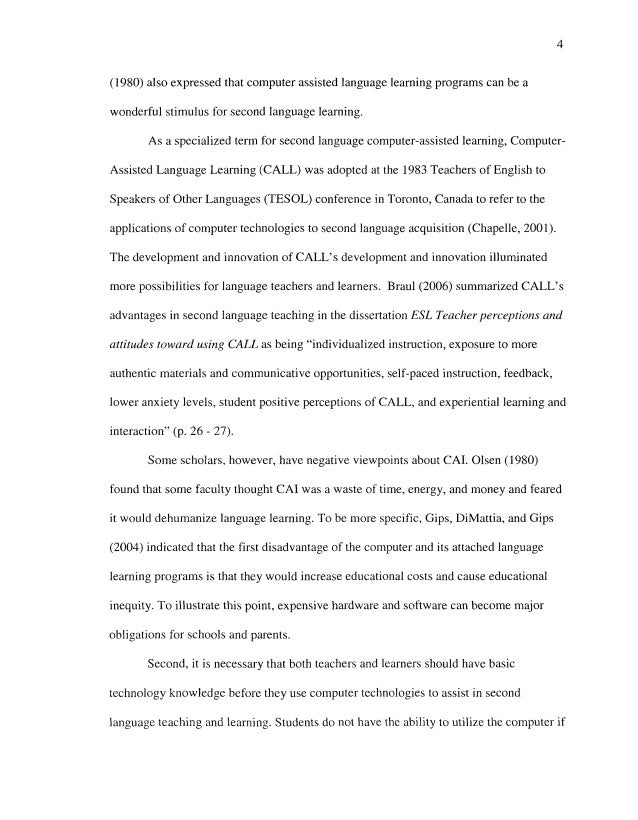 importance of learning a second language essay