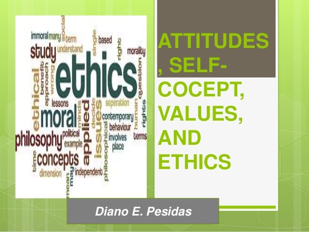 attitudes values ethics This memorandum provides background to, and an explanation of, the proposed international education standard (ies) 4, professional values, ethics, and attitudes, approved for exposure by the.