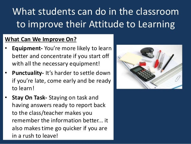 Improving Student Attitudes about Learning Science and Student ...