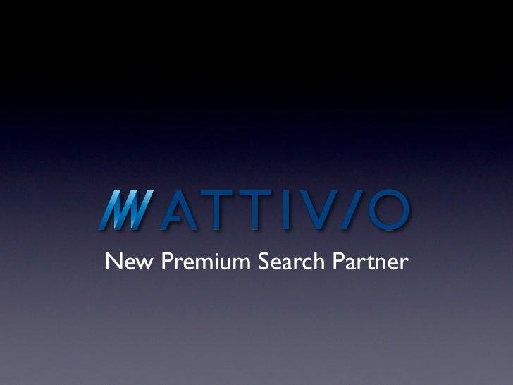 New Premium Search Partner