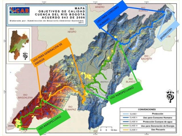 Puente La VirgenCaudal =13.6mcsDBO = 20 mg/LSST =30 mg/LDBO = 16451 Kg/diaSST =39.951 Kg/diaRío SalitreCaudal = 3.1 mcsDBO...