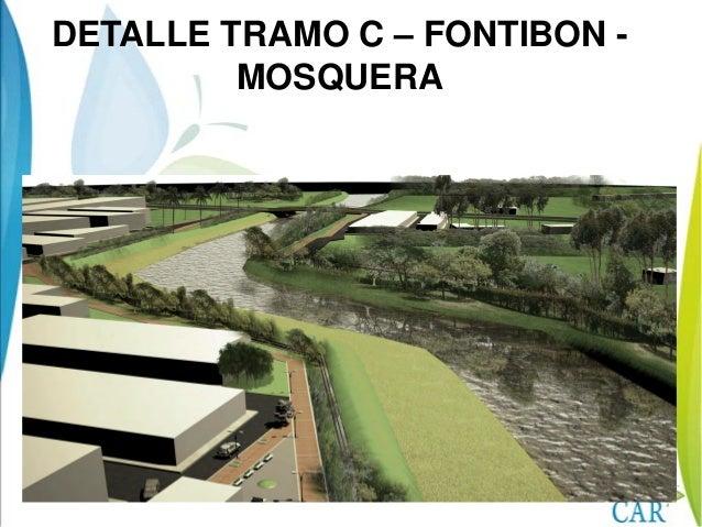 En la actualidadEn el futuroDETALLE TRAMO C – FONTIBON -MOSQUERA