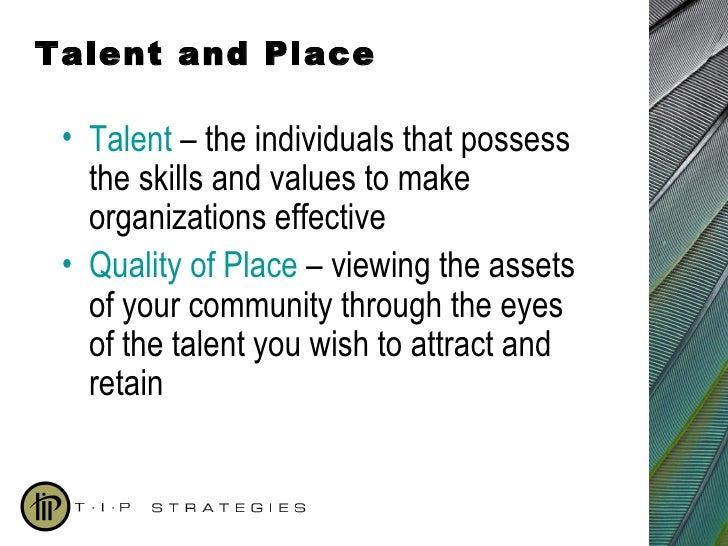 attracting and retaining talent pdf