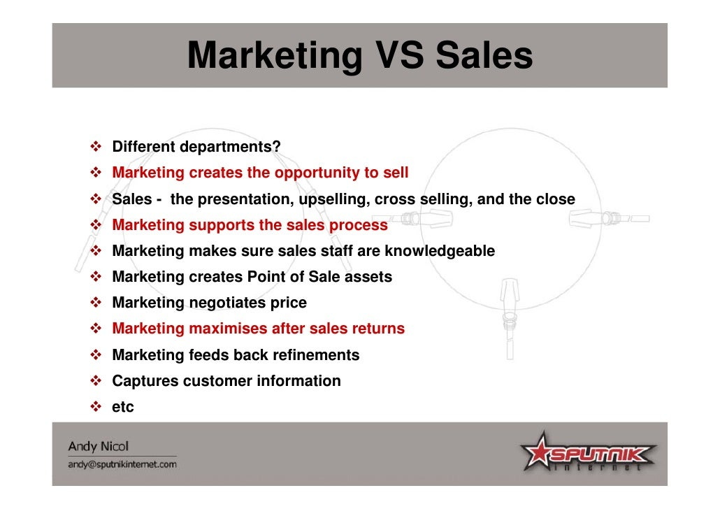 selling v s marketing Direct marketing vs direct selling the difference between direct marketing and direct selling is not obviously simple as both originate from a few core marketing beliefs but, before embarking on the differences, let's see some basics.