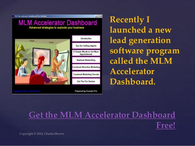 Attraction Marketing To Generate Network Marketing Leads