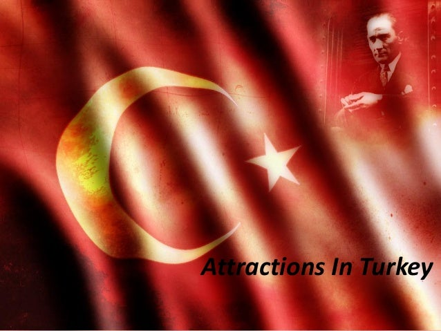 Attractions In Turkey
