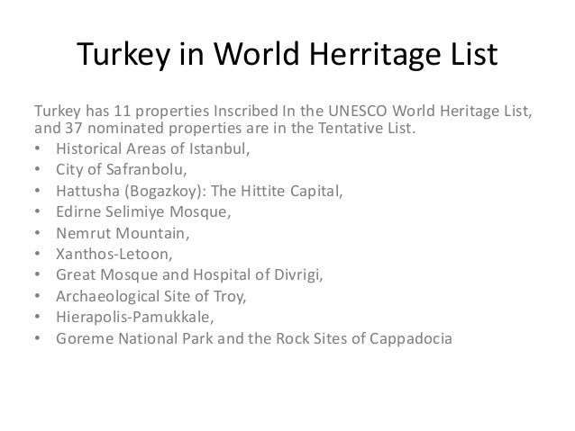 Attractions in turkey by isak uzun Slide 3