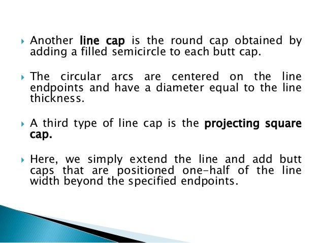  We can generate thick polylines that are smoothly joined at the cost of additional processing at the segment endpoints. ...
