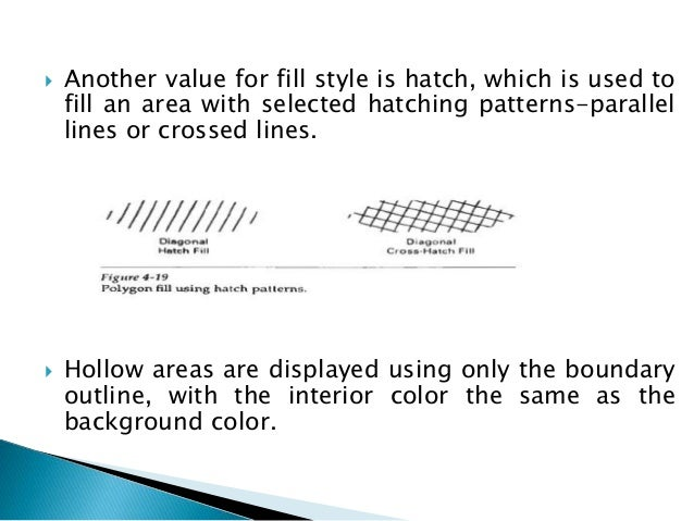  We do this by setting the rectangular coordinate extents of the pattern: setpatternsize (dx, dy)  where parameters dx a...