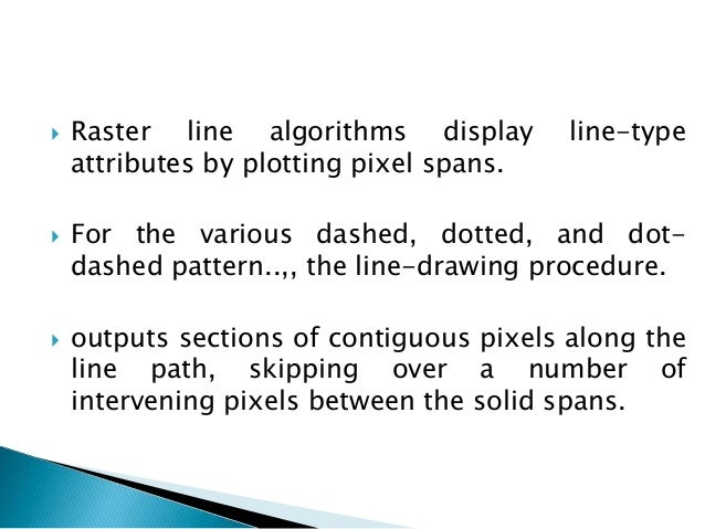  Pixel counts for the span length and interspan spacing can be specified in a pixel mask, which is a string containing th...
