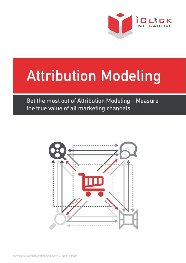 Attribution Modeling Get the most out of Attribution Modeling - Measure the true value of all marketing channels