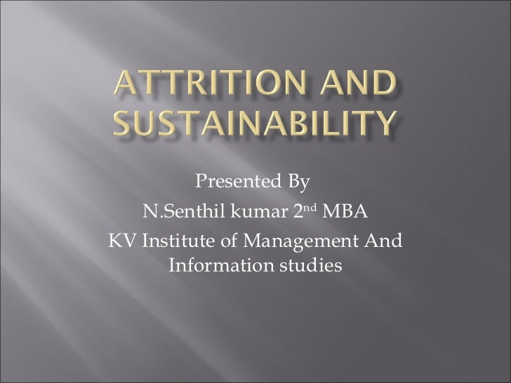 Presented By  N.Senthil kumar 2 nd  MBA KV Institute of Management And Information studies