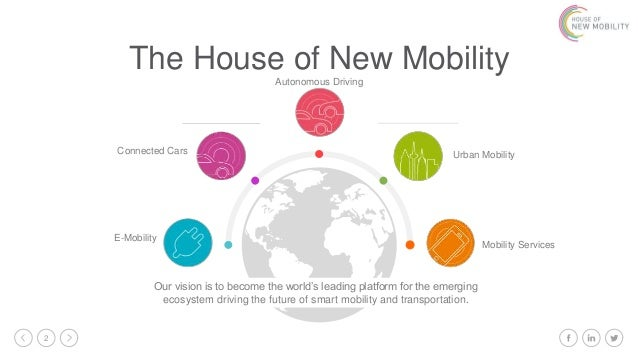 AT&T Smart City Hackathon and House of New Mobility Slide 2