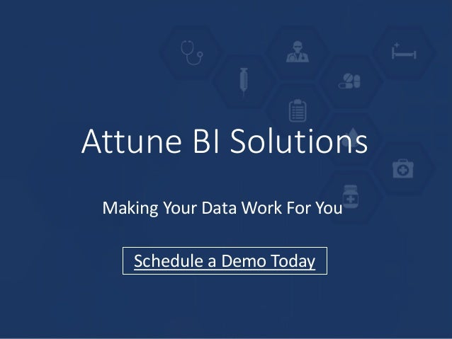 Attune Business Intelligence Solutions for Labs