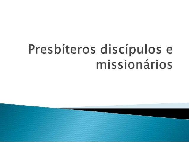 Protagonista da Missão