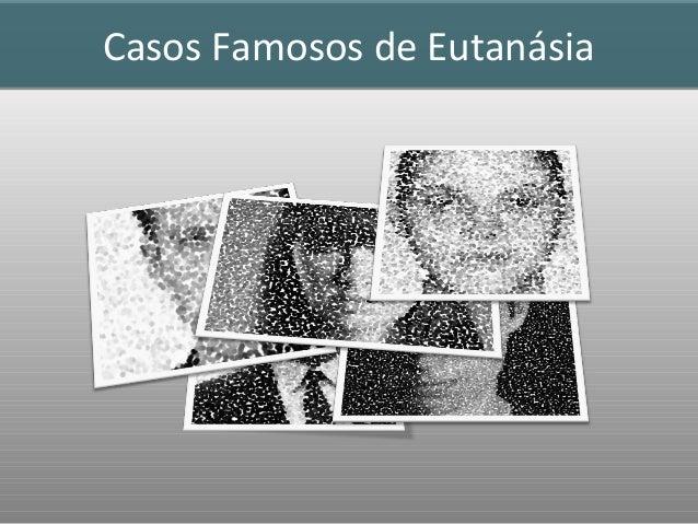 Atua o tica e legal do enfermeiro no cotidiano eutan sia distan - Casos de eutanasia ...