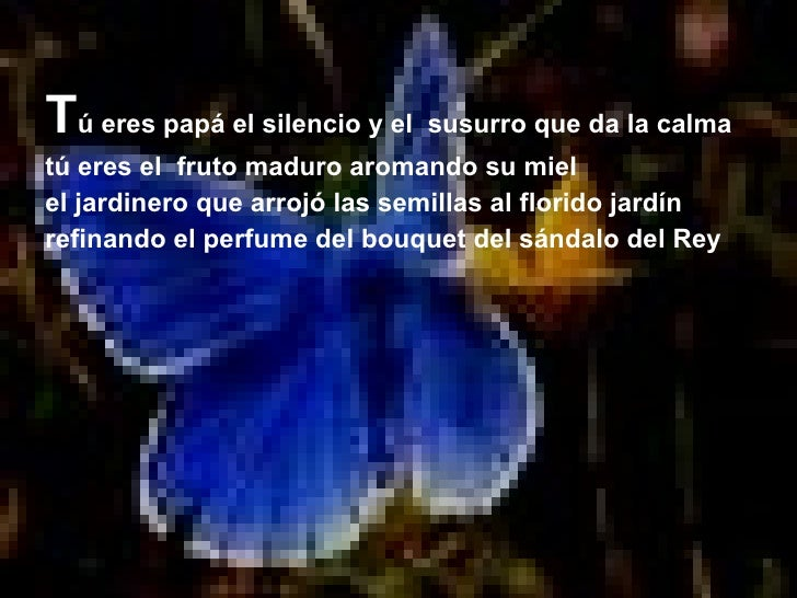 A tu memoria padre por fanny jem wong for Ada jardin perfume