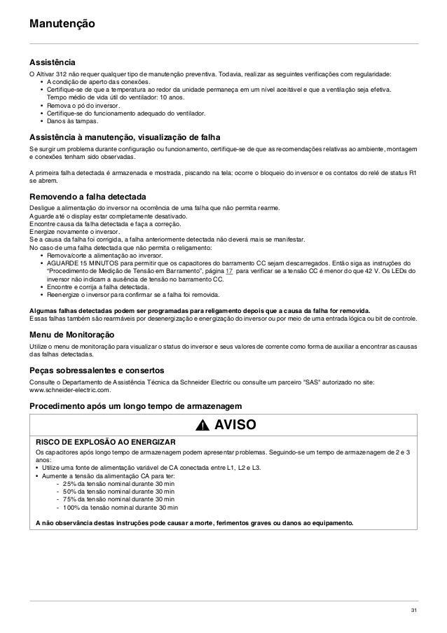 Altivar Atv312 manual