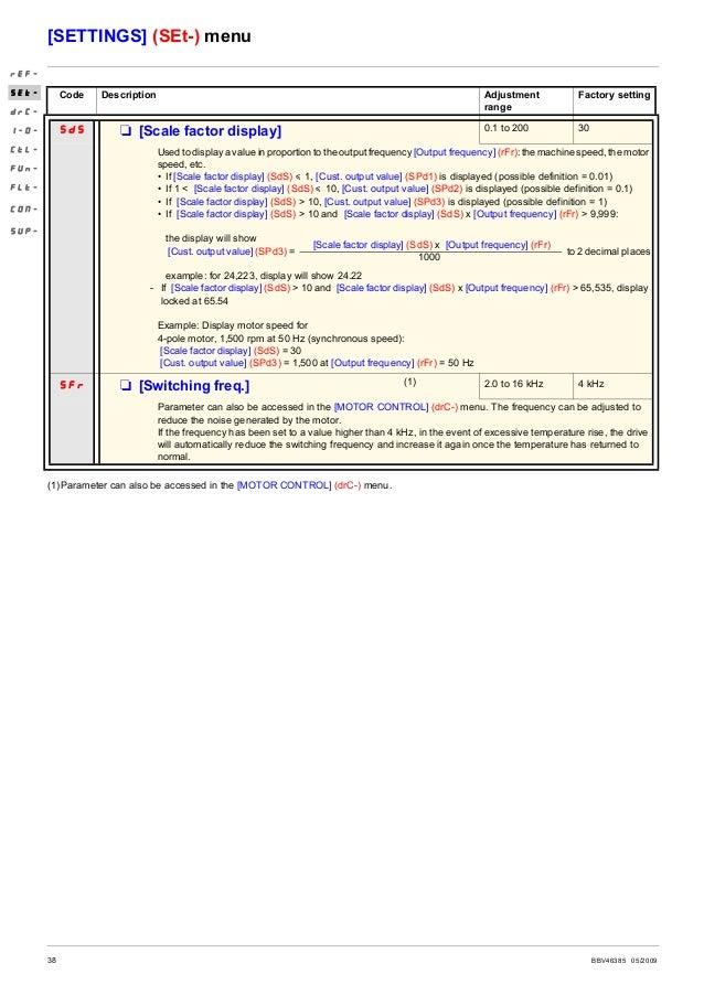 atv31 programming manual