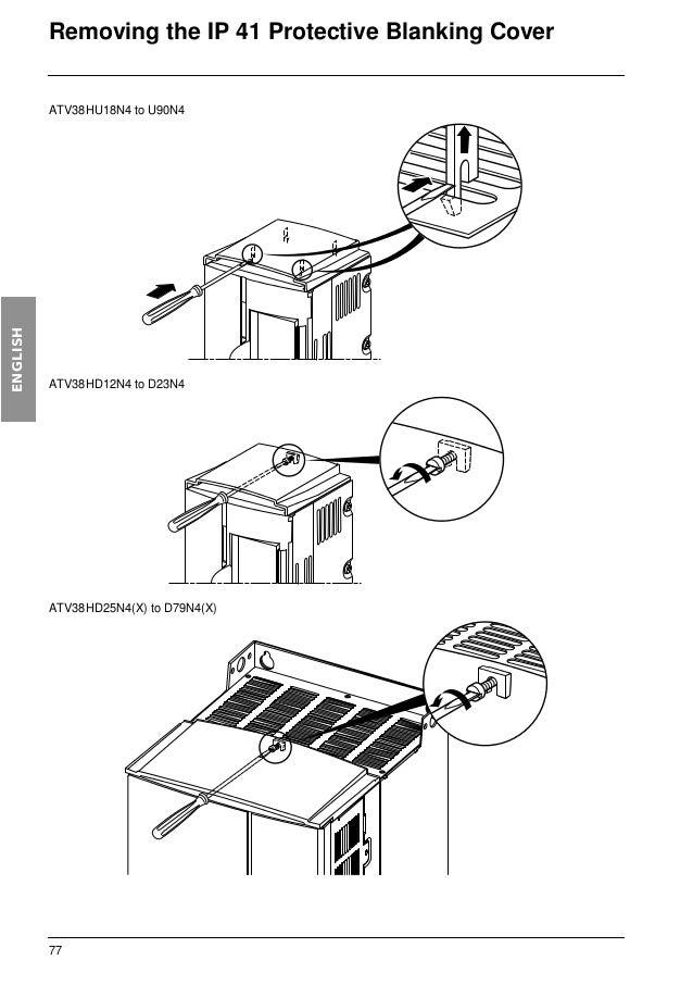 Atv38 manual