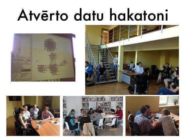 Bet daudzās iestādēs atvērto datu publicēšanai tikai vārdos un koncepcijās :(