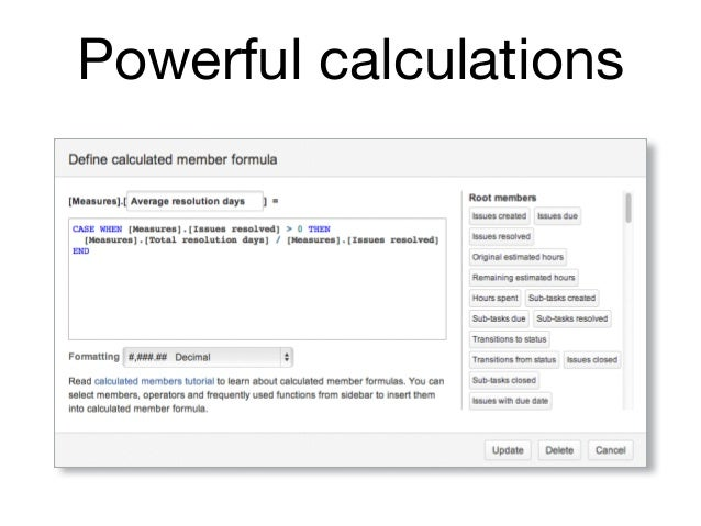 Powerful calculations