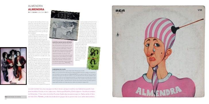 ALMENDRA                                                ALMENDRA                                                Año 1969 I...