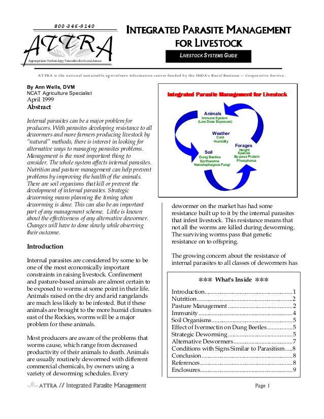 ATTRAATTRAATTRAATTRA // Integrated Parasite Management// Integrated Parasite Management// Integrated Parasite Management//...