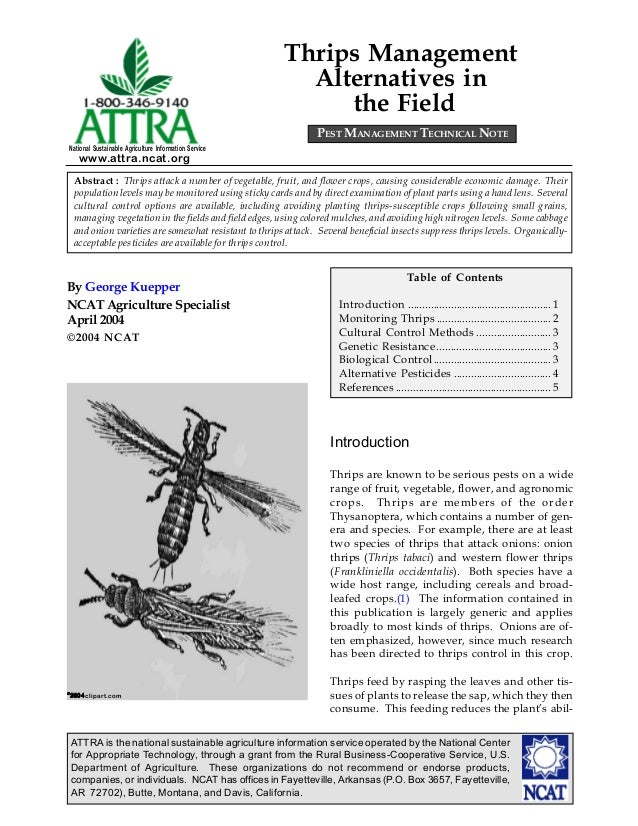 ATTRA is the national sustainable agriculture information service operated by the National Center for Appropriate Technolo...