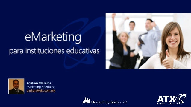 Cristian Morales Marketing Specialist cristian@atx.com.mx