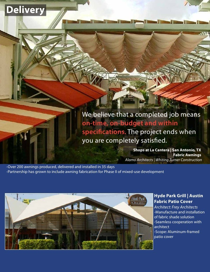 Chism Austin - Shade, Protection & Identity Solutions