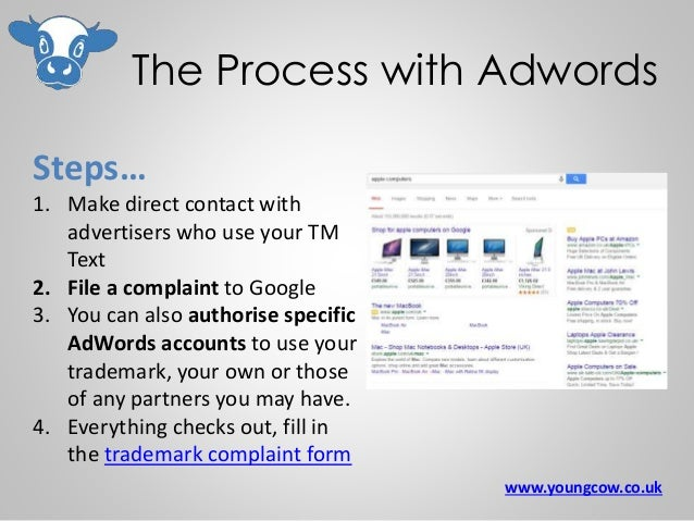 How to stop competitors using your company name on AdWords..!