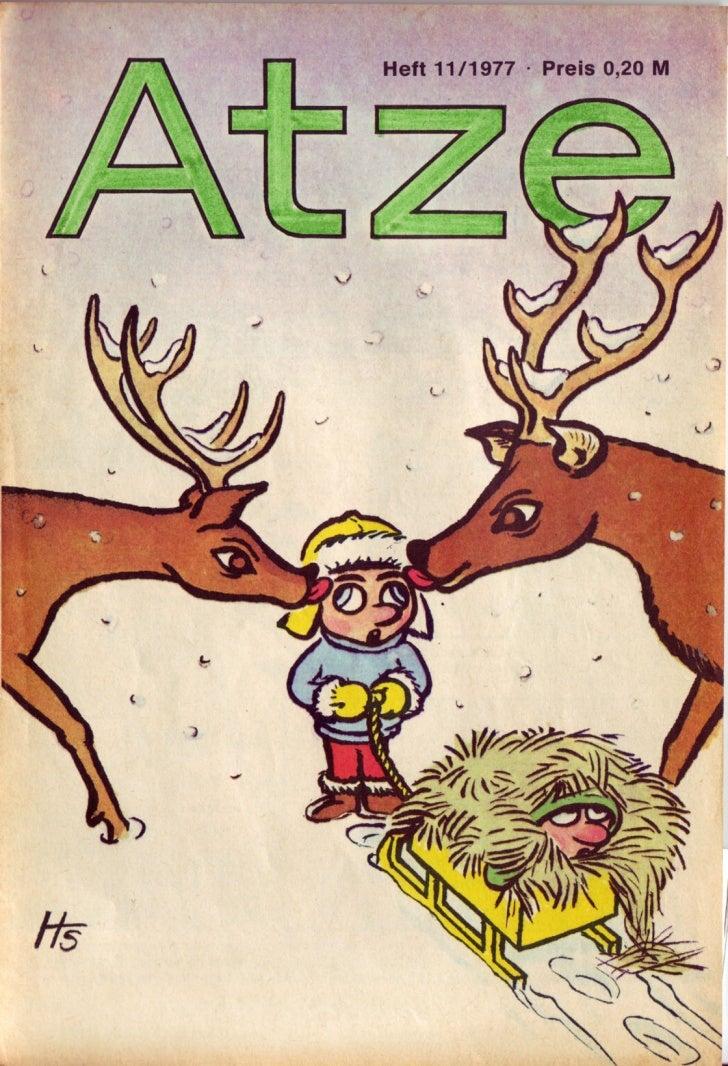 Atze november 1977