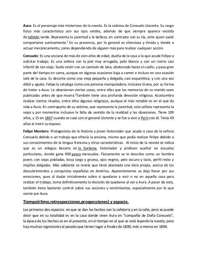 REPORTE DE AURA