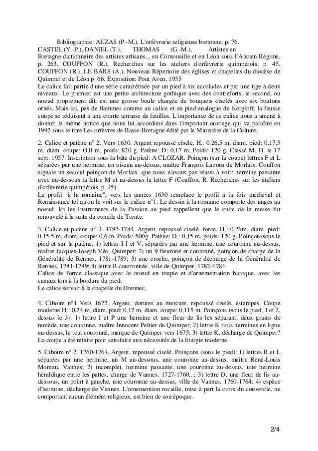 Aux détours  des paroisses - Pays de Fouesnant  tsm-sdy Slide 2