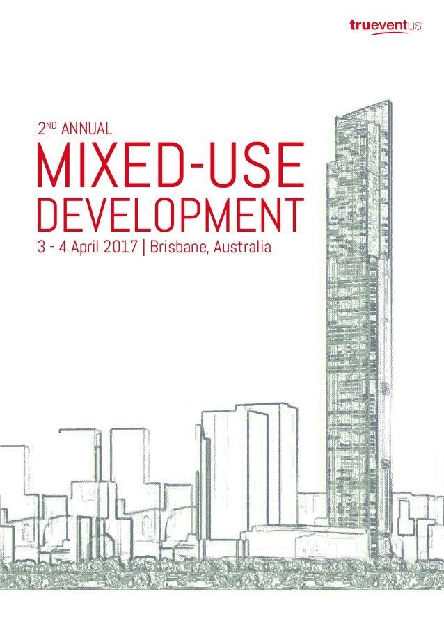 2nd Mixed Use Development Australia
