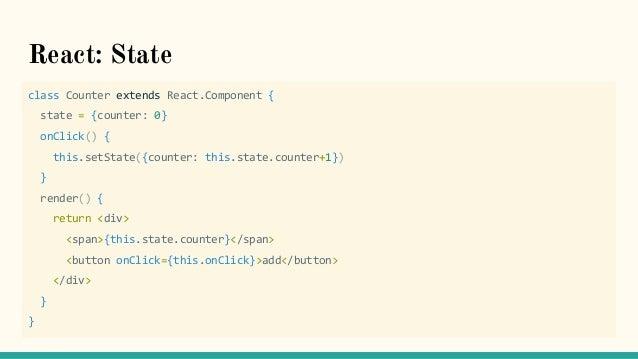 React Native: Developing an app similar to Uber in JavaScript