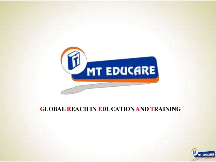 GLOBAL REACH IN EDUCATION AND TRAINING<br />