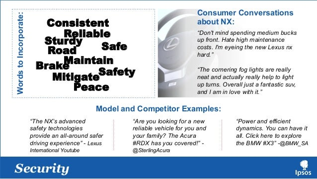 """Security WordstoIncorporate: Consumer Conversations about NX: """"Don't mind spending medium bucks up front. Hate high mainte..."""