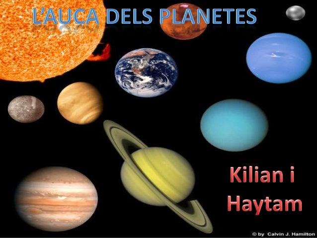 Auca planetes