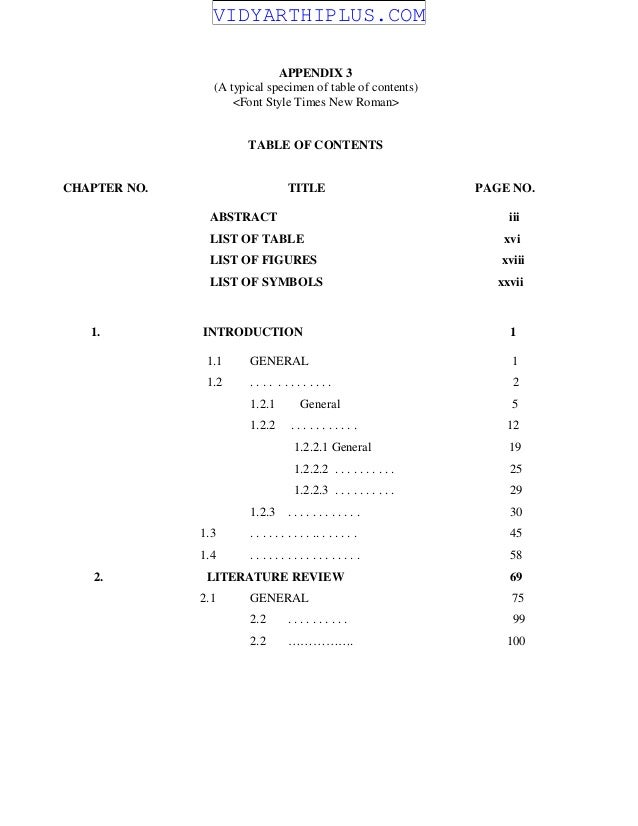 Anna University Project Report format R-2013